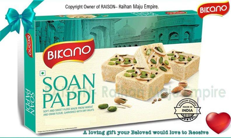 soan papdi indian diwali sweets