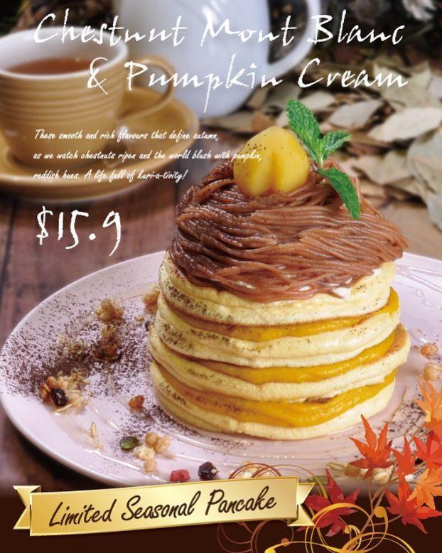 belle ville best souffle pancakes singapore