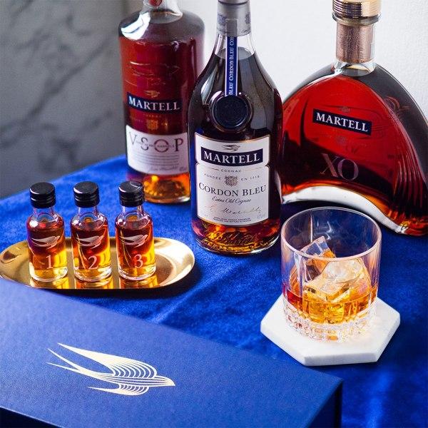christmas gift ideas 2020 singapore martell tasting kit