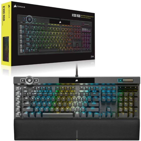 Corsair K100 RGB best mechanical keyboard singapore