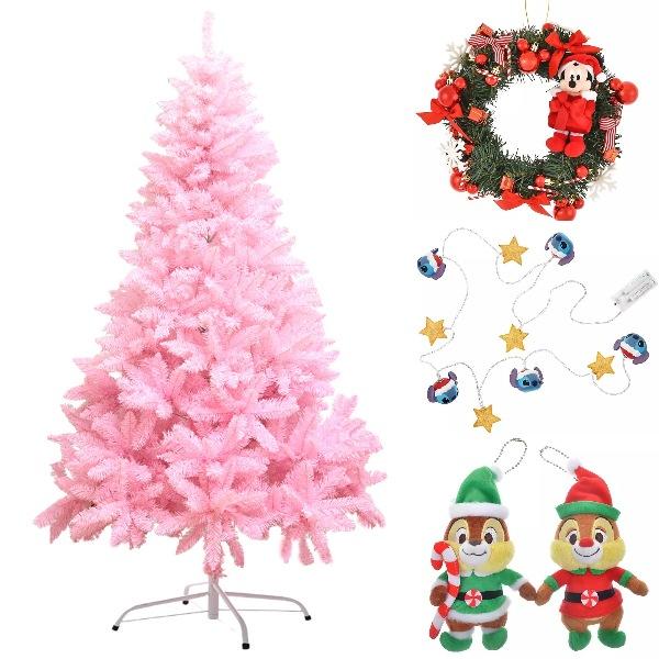 disney inspired diy christmas tree idea