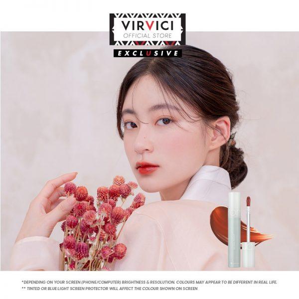christmas makeup gift set romnd hanbok series glasting water tint see through matte tint cheek
