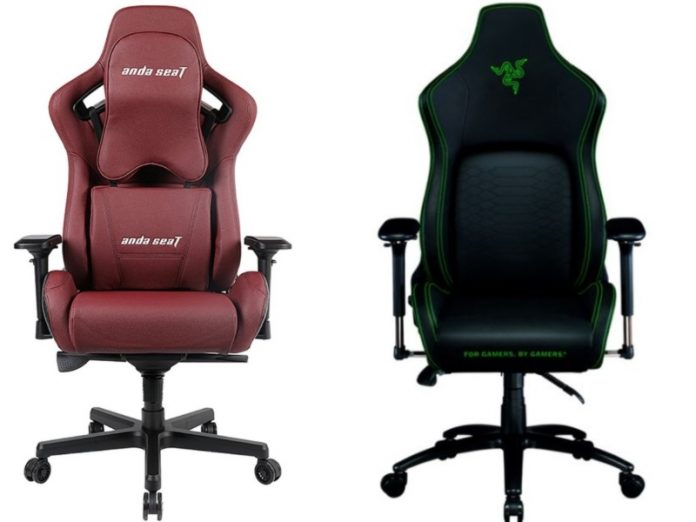 best gaming chairs in singapore featured image