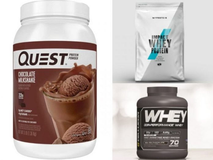 best protein powders featured image