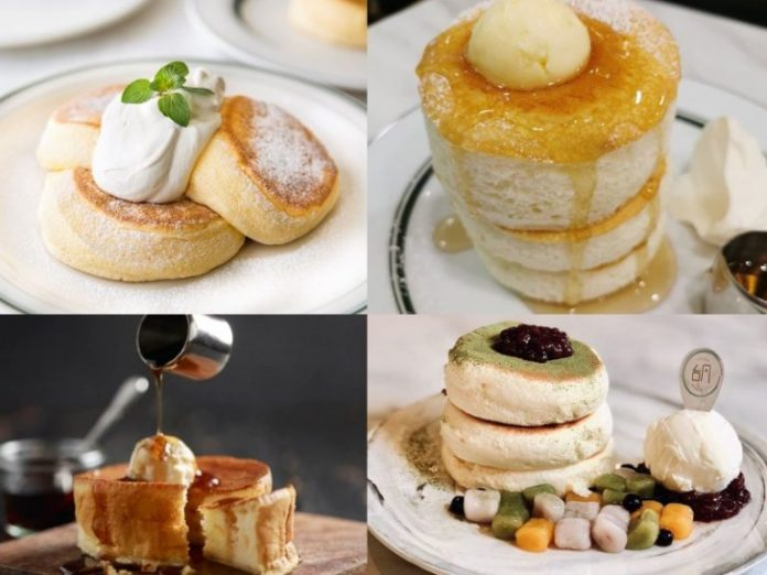 best souffle pancakes singapore