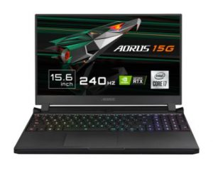 gigabyte aorus 15g kc best gaming laptops singapore