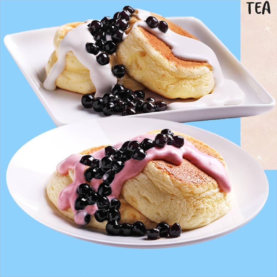gong cha best souffle pancakes singapore