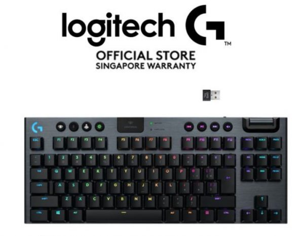 logitech g915 tkl best mechanical keyboards singapore