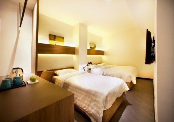 hotel nuve bugis best hotel staycation singapore affordable