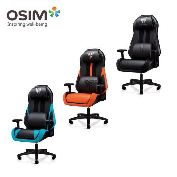 predator gaming chair x osim best gaming chairs singapore