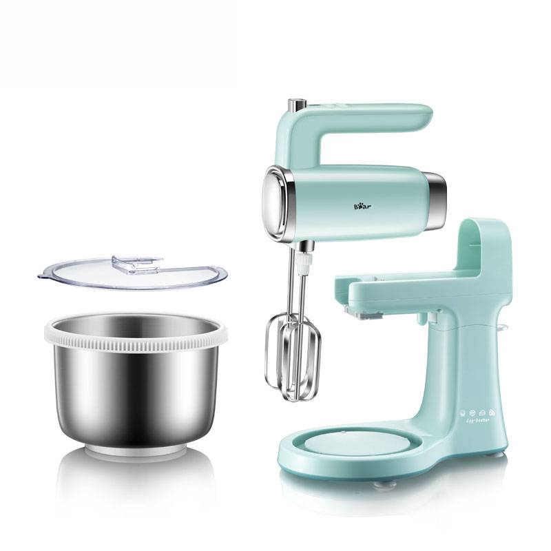 Bear Digital Stand Mixer With Stainless Steel Bowl