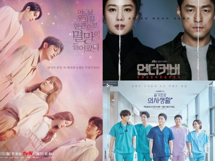 best korean drama 2021 kdrama recommendations doom at your service undercover hospital playlist season 2