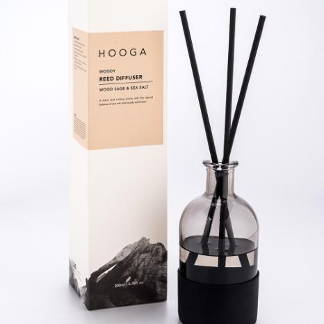hooga reed diffuser wood sage housewarming gifts singapore