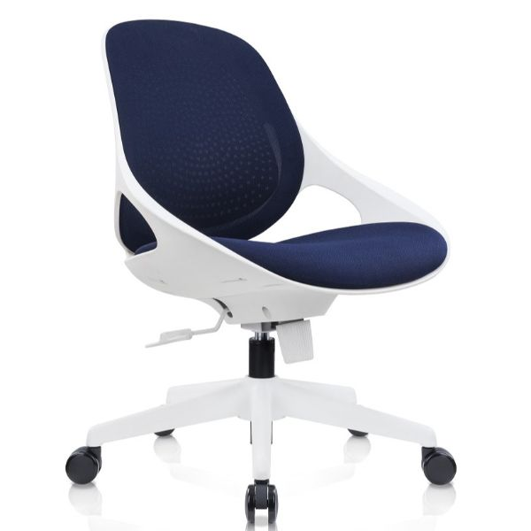 affordable blue best office chair