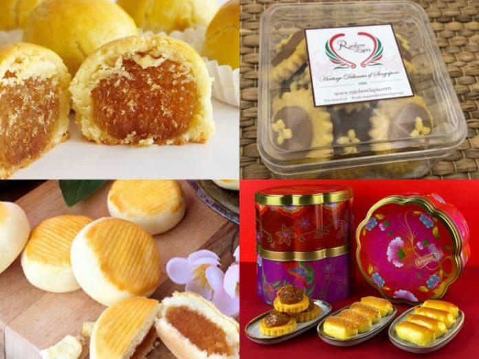 best pineapple tarts singapore featured