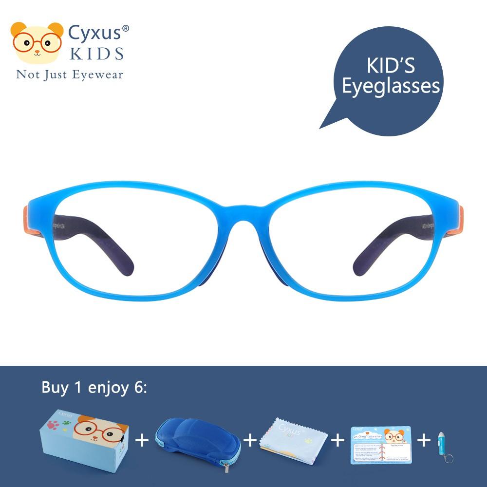 cyxus kids eyewear blue light glasses kids