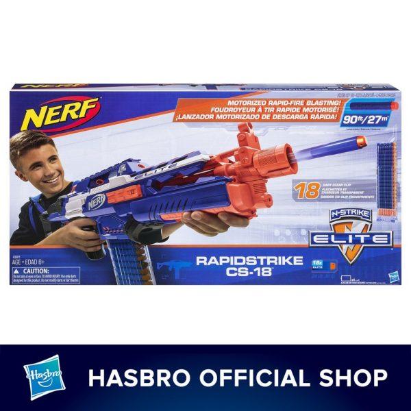 christmas gift ideas for kids nerf n-strike elite rapidstrike cs-18 gun