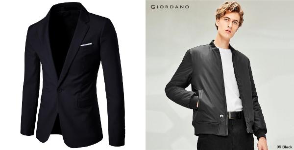 minimalist wardrobe for men blazer and jacket