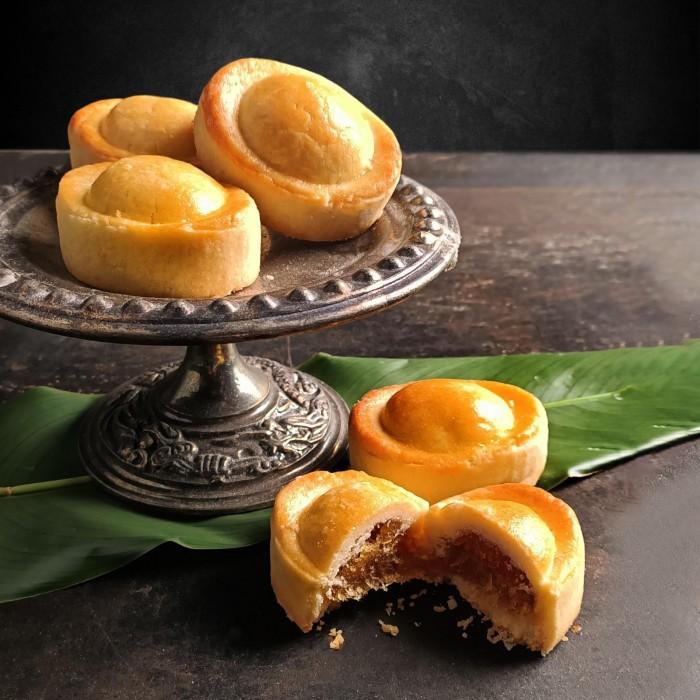 [Old Seng Choong] - CNY Original Pineapple Tart (540g)