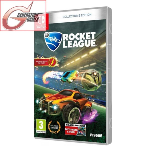 Rocket League Nintendo