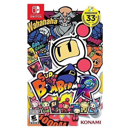 Super Bomberman R Nintendo