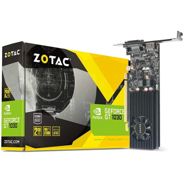 GT 1030 graphics card