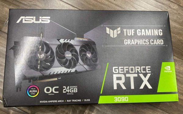 RTX 3090 graphics card