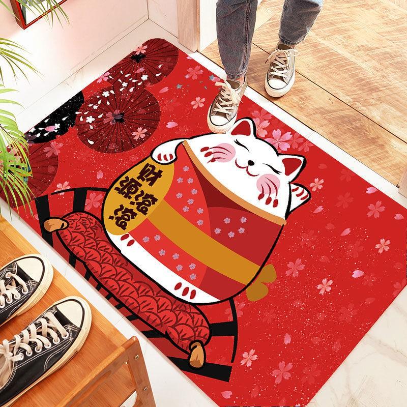 Chinese new year doormat