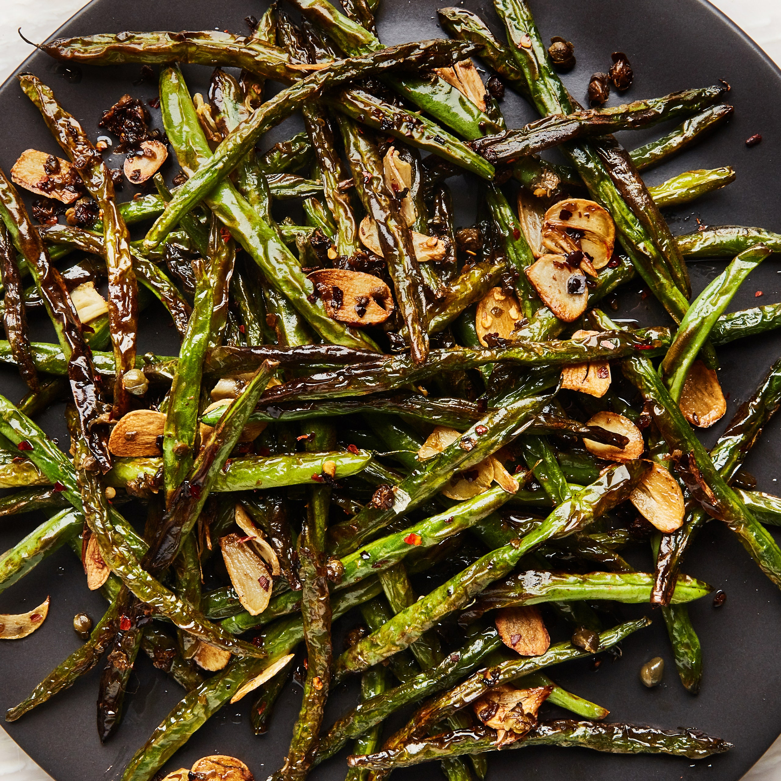 Healthy Eating Recipe Green Beans