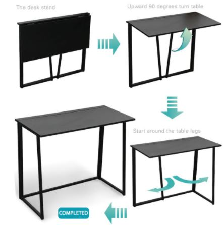 foldable table best study tables for kids
