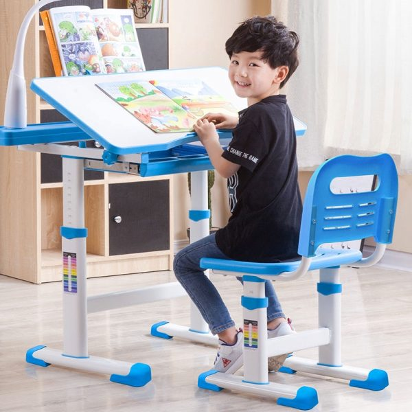 height adjustable study table best study tables for kids