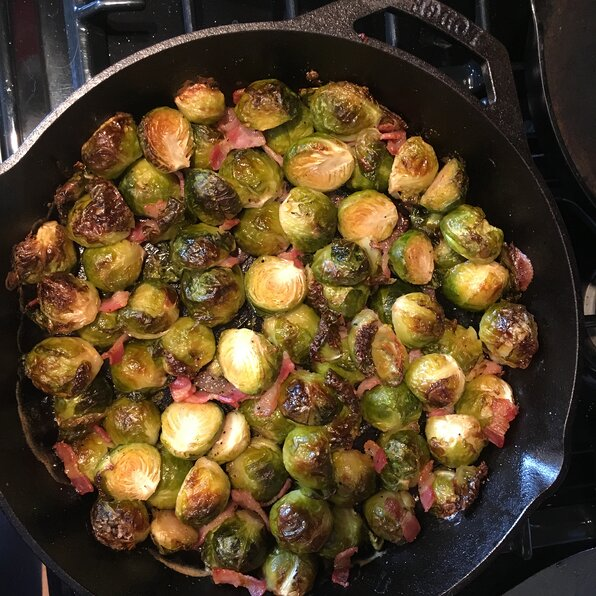 Healthy Eating Recipe Brussel Sprouts