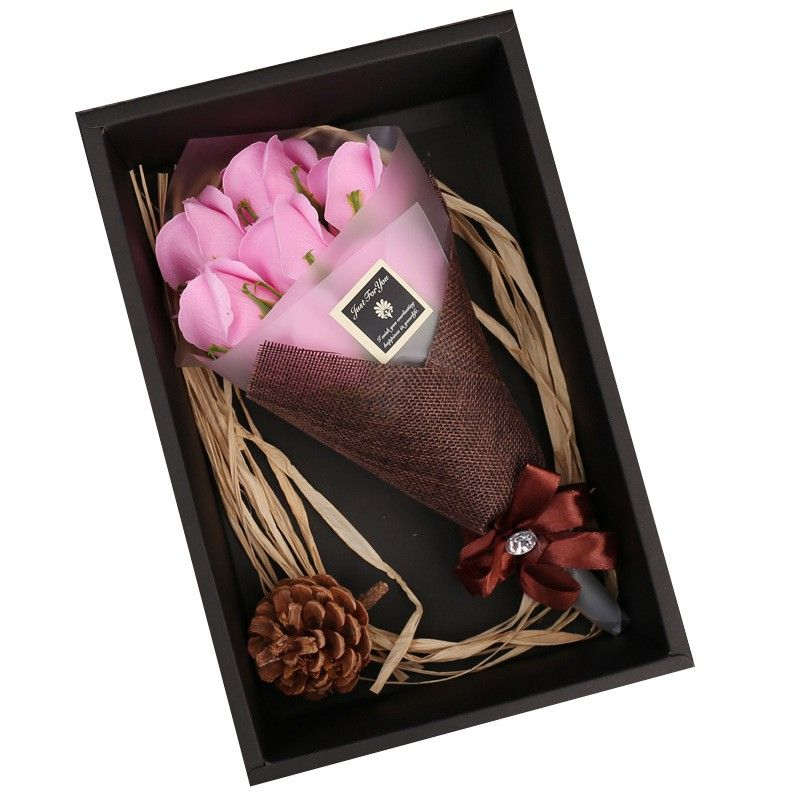 soap roses affordable flower delivery singapore