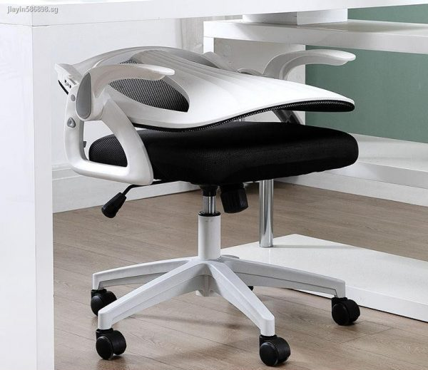 office chair study desk foldable backrest