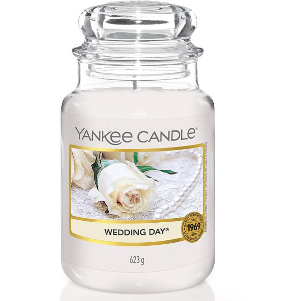 best yankee candle scents wedding day white floral fragrance