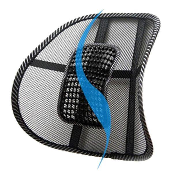 mesh lumbar chair brace best back support office chair