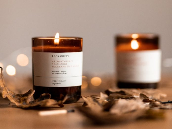 best scented candle romantic candle light