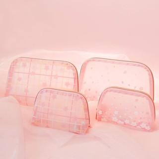 Daiso Sakura Cosmetic Pouch