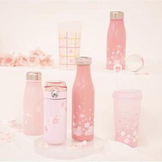 Daiso sakura mugs and cups