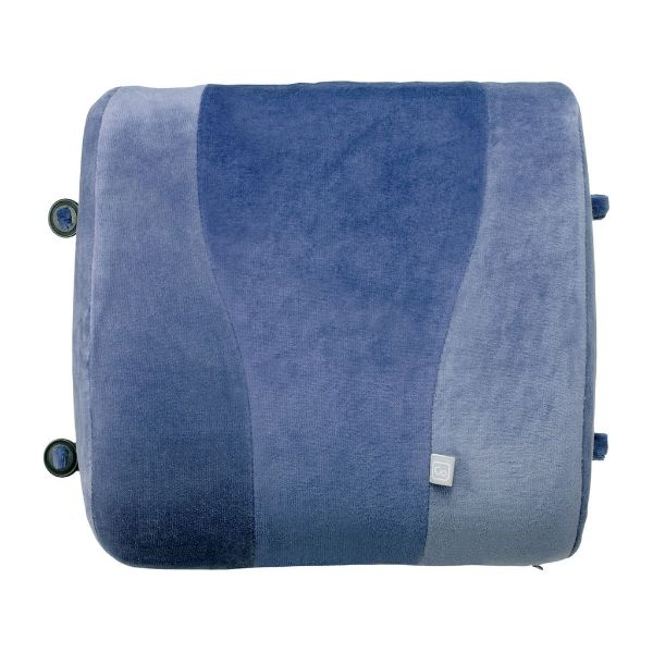 go travel memory foam lumbar support back support for office chair