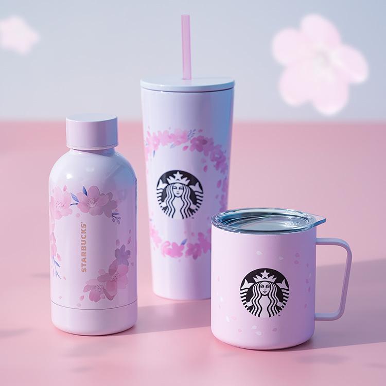 Starbucks Sakura Collection