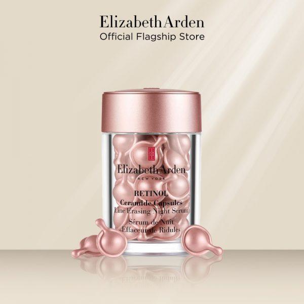 Elizabeth Arden Retinol Ceramide Anti-Aging Line Smoothing Night Serum best anti ageing serum