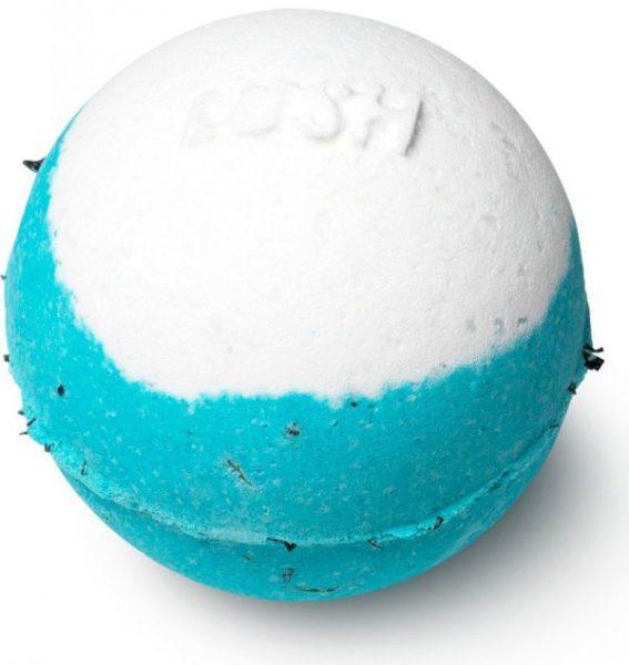 LUSH Big Blue Bath Bomb singapore