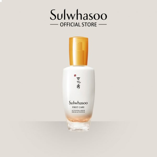 Sulwhasoo First Care Activating Serum korean best anti ageing serum