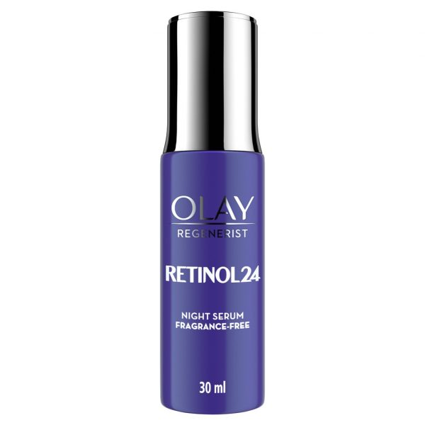 Olay Regenerist Retinol24 Night Serum anti ageing serum
