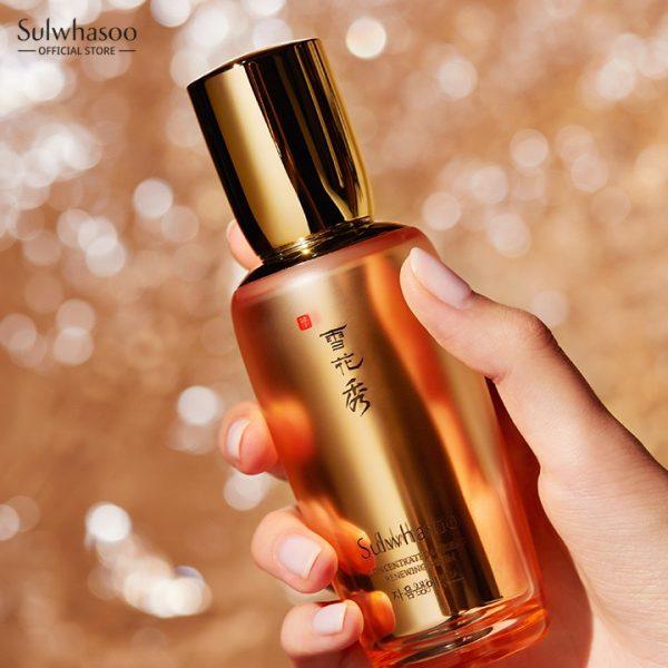Sulwhasoo Concentrated Ginseng Renewing Serum best korean anti ageing serum