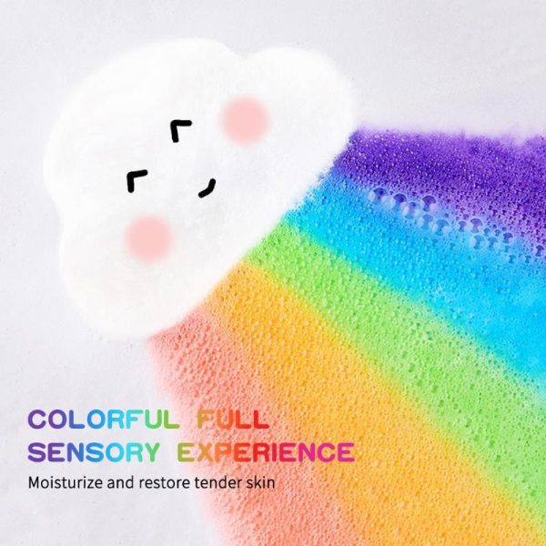 best bath bomb singapore rainbow cloud
