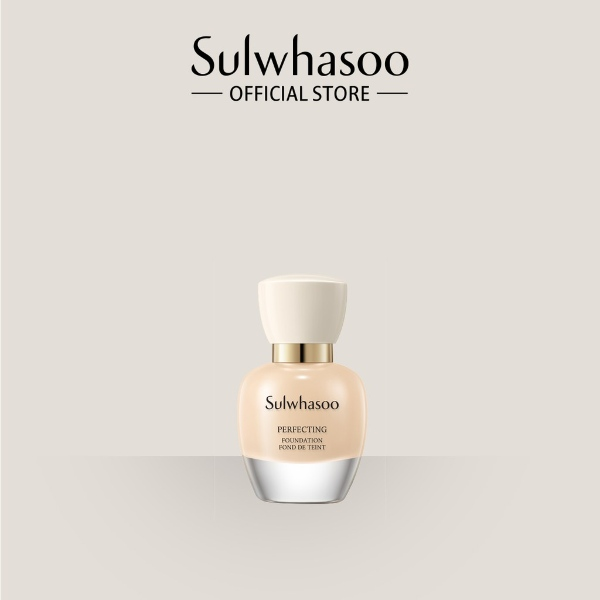 sulwhasoo review perfecting foundation lightweight makeup base