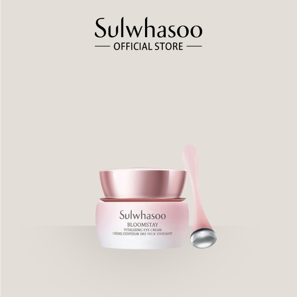 sulwhasoo review bloomstay vitalising eye cream