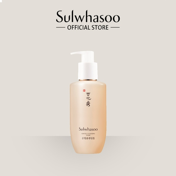 sulwhasoo review gentle cleansing foam sensitive skin